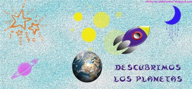 EXPLORANDO LOS PLANETAS