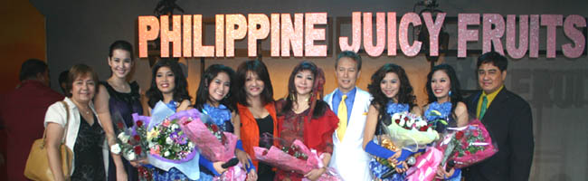 PHILIPPINE JUICY FRUITS