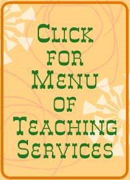 Teaching Services