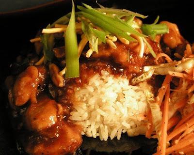 Kung Pao Chicken Wolfgang Puck, Food Network Ingredients Marinade: