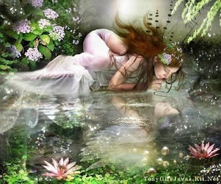primavera,vida,lago