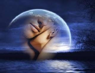 lua,eclipse,casal apaixonado