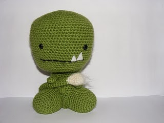 2000 Free Amigurumi Patterns: Monster