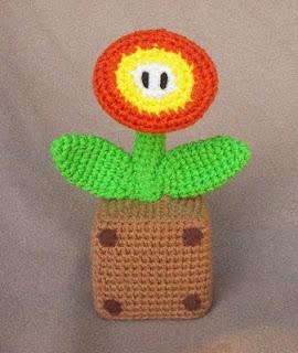 AMIGURUMI FLOWER CROCHET PATTERN Crochet Patterns Only
