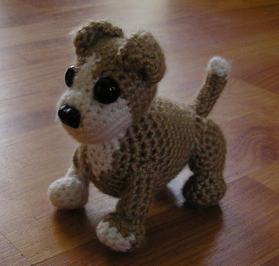 Amigurumi Pug Dog Pattern : 2000 Free Amigurumi Patterns: Little Dog