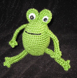 Amigurumi Frogs on Pinterest | 76 Pins