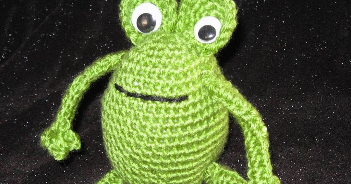 Free Amigurumi Crochet Frog Patterns : 2000 Free Amigurumi Patterns: Frog pattern