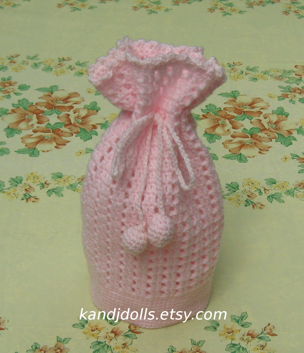 Free Crochet Patterns For Christmas Gift Bags : 2000 Free Amigurumi Patterns: Gift Bag