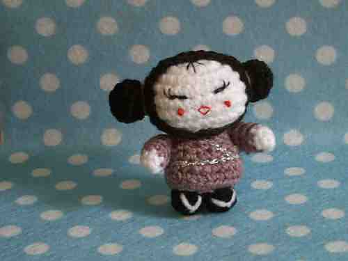 Amigurumi Free Patterns Geisha : 2000 Free Amigurumi Patterns: Little Geisha