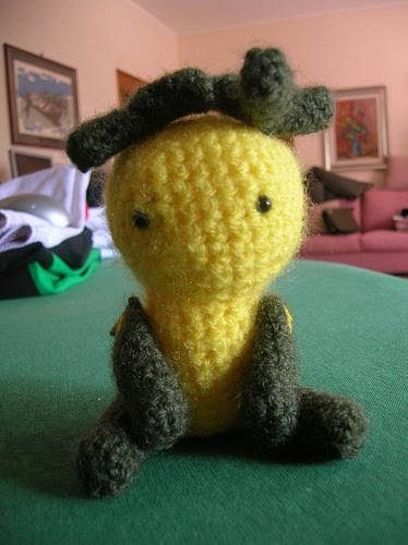 Amigurumi Alien : 2000 Free Amigurumi Patterns: Alien
