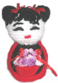 Amigurumi Free Patterns Geisha : 2000 Free Amigurumi Patterns: Geisha Doll