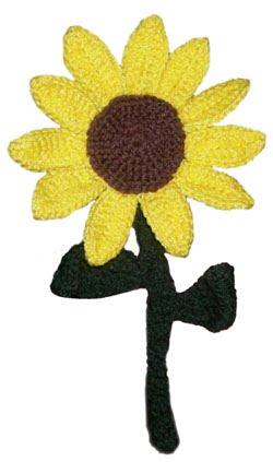 Sunflowers Amigurumi Crochet Pattern Plant : 2000 Free Amigurumi Patterns: Sunflower