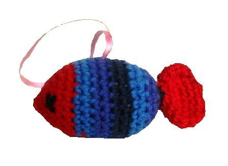 Free Amigurumi Patterns: Crochet Goldfish