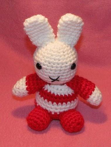 Miffy Amigurumi Crochet Pattern Free : 2000 Free Amigurumi Patterns: Miffy