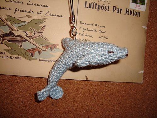 Free Amigurumi Dolphin Pattern : Free amigurumi patterns dolphins crochet pattern