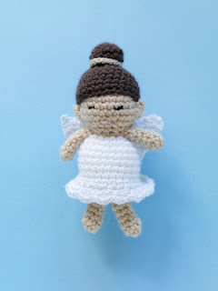 FREE CHRISTMAS ANGEL CROCHET PATTERN FREE PATTERNS