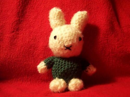 Free Amigurumi Rabbit : Free amigurumi patterns bunny