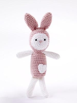Kokeshi Amigurumi Pattern Free : 2000 Free Amigurumi Patterns: Amigurumi Heartfelt Bunny