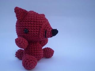 Little Fox Amigurumi : 2000 Free Amigurumi Patterns: Amigurumi little fox pattern