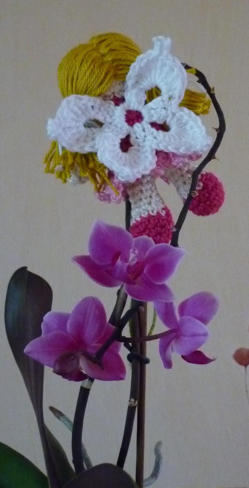 Free Amigurumi Fairy Pattern : 2000 Free Amigurumi Patterns: Little Fairy for free download