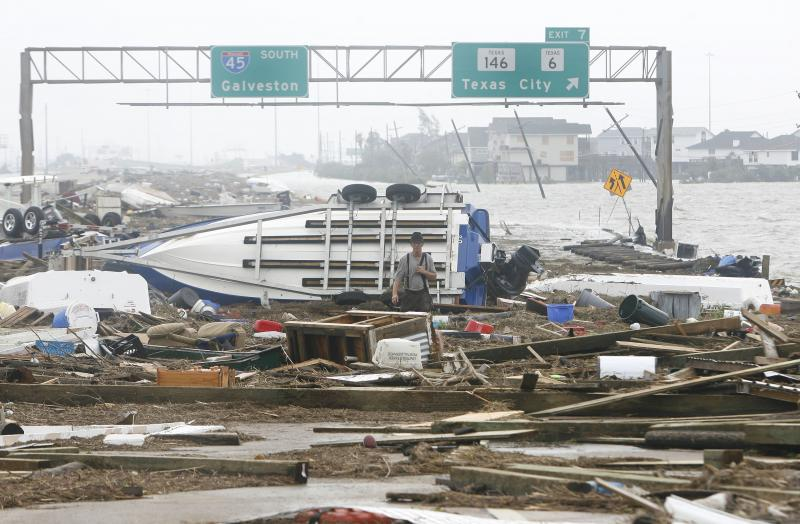 1900 Galveston Hurricane - HISTORY