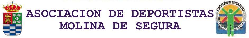 ASOCIACION DE DEPORTISTAS
