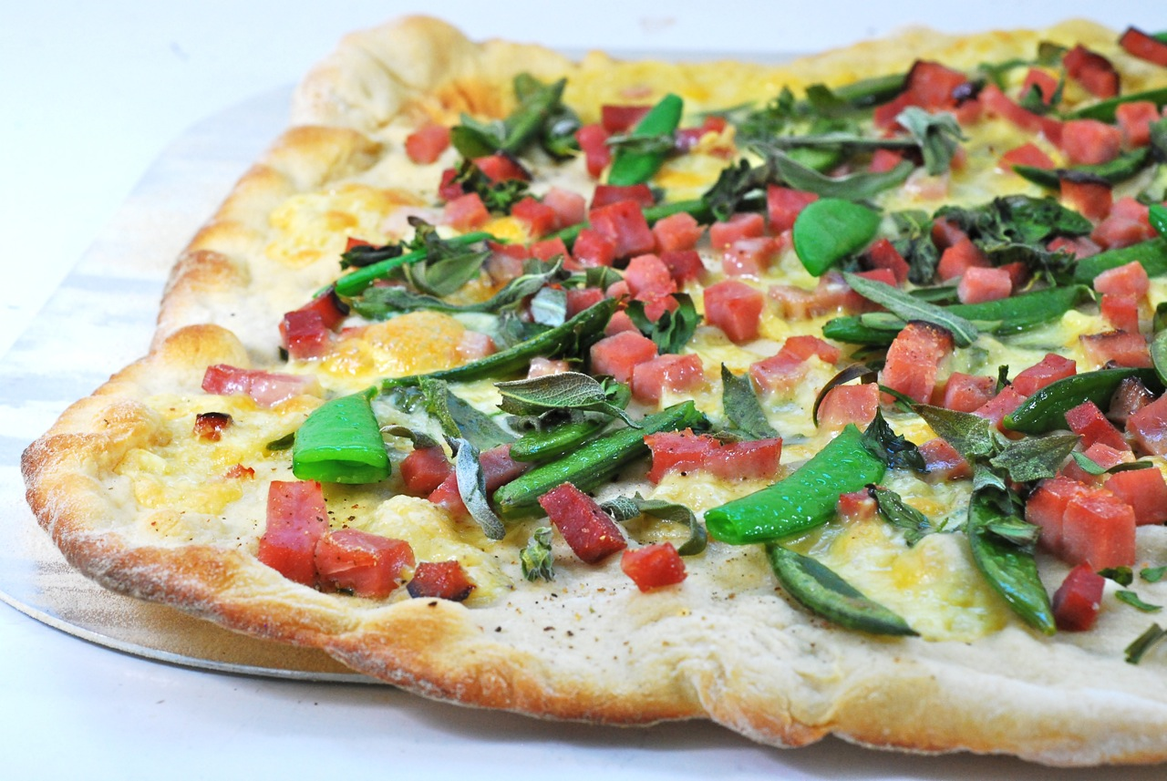 with ham and peas recipe yummly ham and peas pizza recipes dishmaps ...