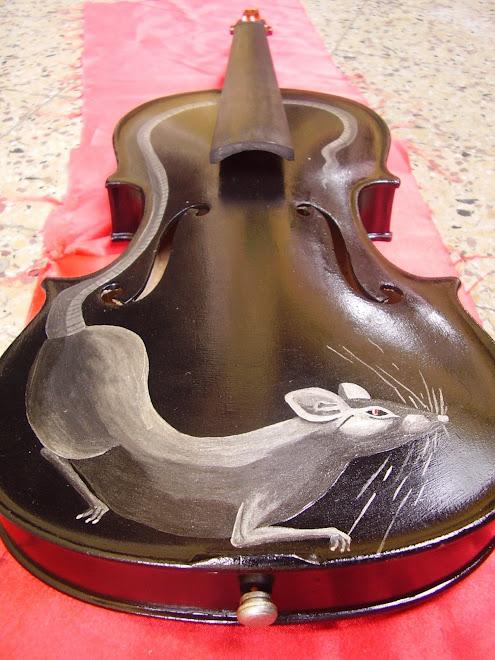 violin de charly