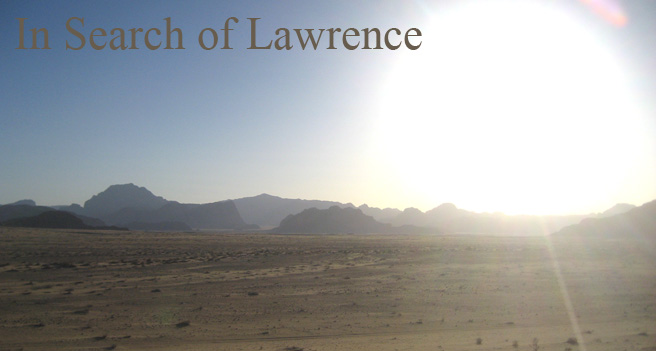 In Search of Lawrence