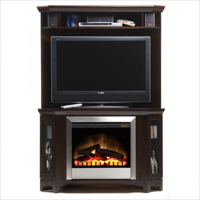 Corner Fireplaces Corner Fireplace Tv Stand Sears