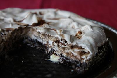 Kladdig kaka och matig blogg