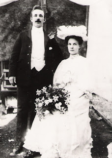 John George &amp; Minnie Louisa Northfield ne Uridge
