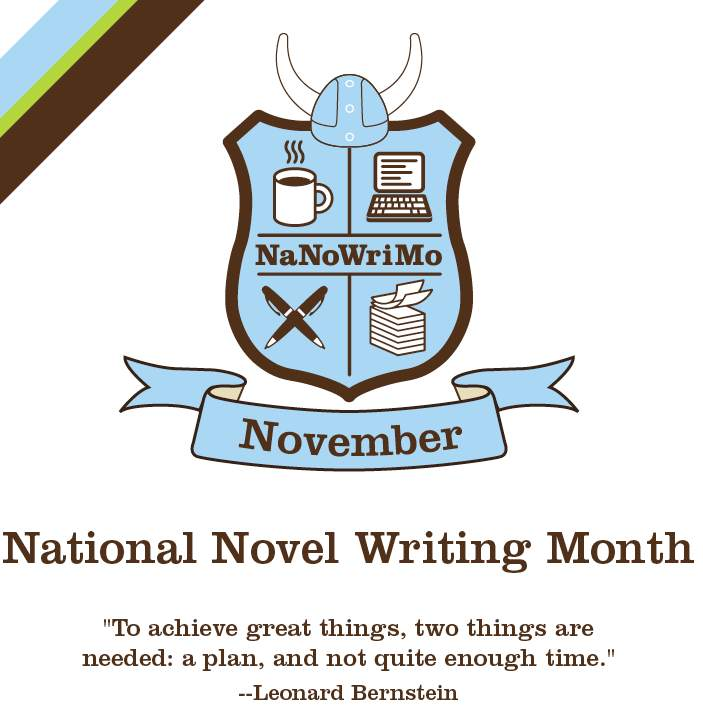 national novel writing month In november, would-be authors celebrate nanowrimo, short for national novel  writing month want to complete your own opus these writing.
