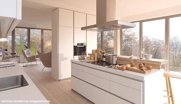 la empresa alemana bulthaup tiene la lnea de cocinas system b la cual esta dirigida a un publico joven que desea tener acceso a un sistema de cocina