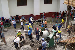 YANAHUARINOS TRABAJANDO