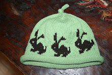 Chocolate Bunny Baby and Kids Hat