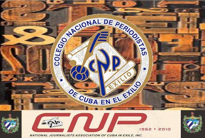 Colegio Nacional de Periodistas de Cuba en el Exilio