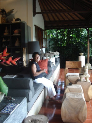 Ubud Bali, private house near Four Seasons Hotel, Sayan