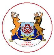 Logo : UMNO Michigan Club
