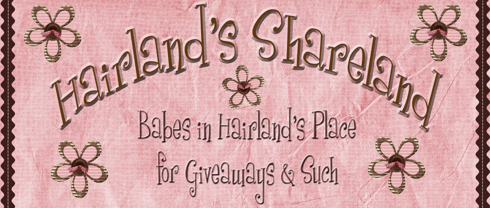 Hairland&#39;s Shareland