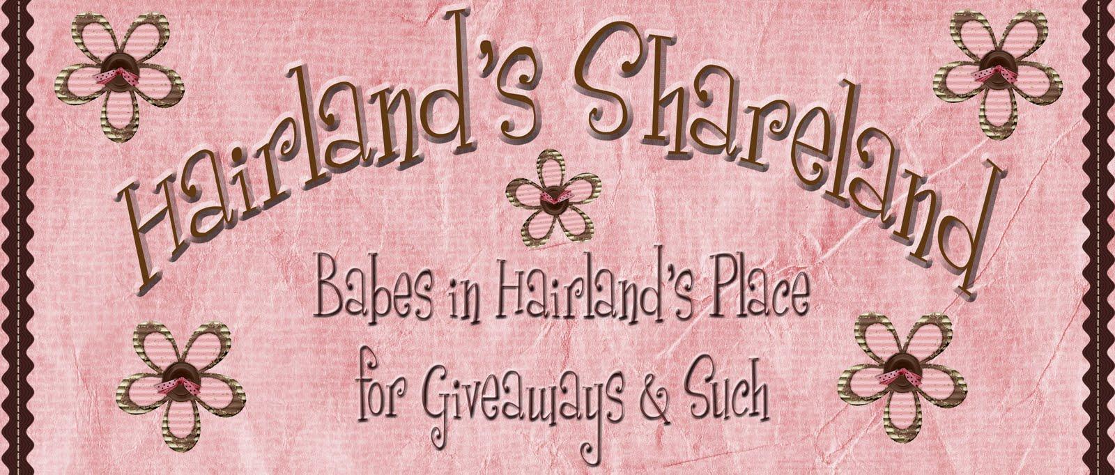 Hairland's Shareland