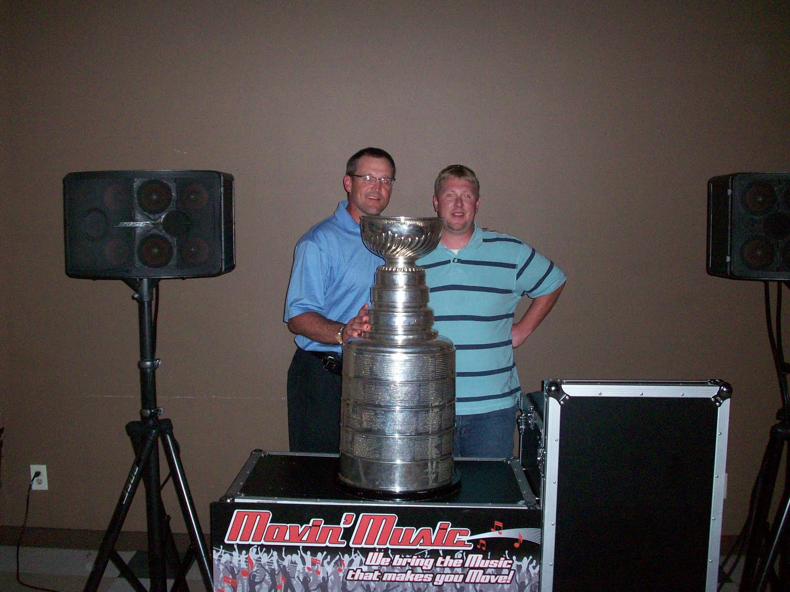 STANLEY CUP PARTY