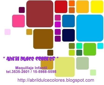 * Abril Dulce Colores *