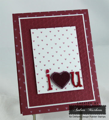 love heart borders. Script and Heart Border)
