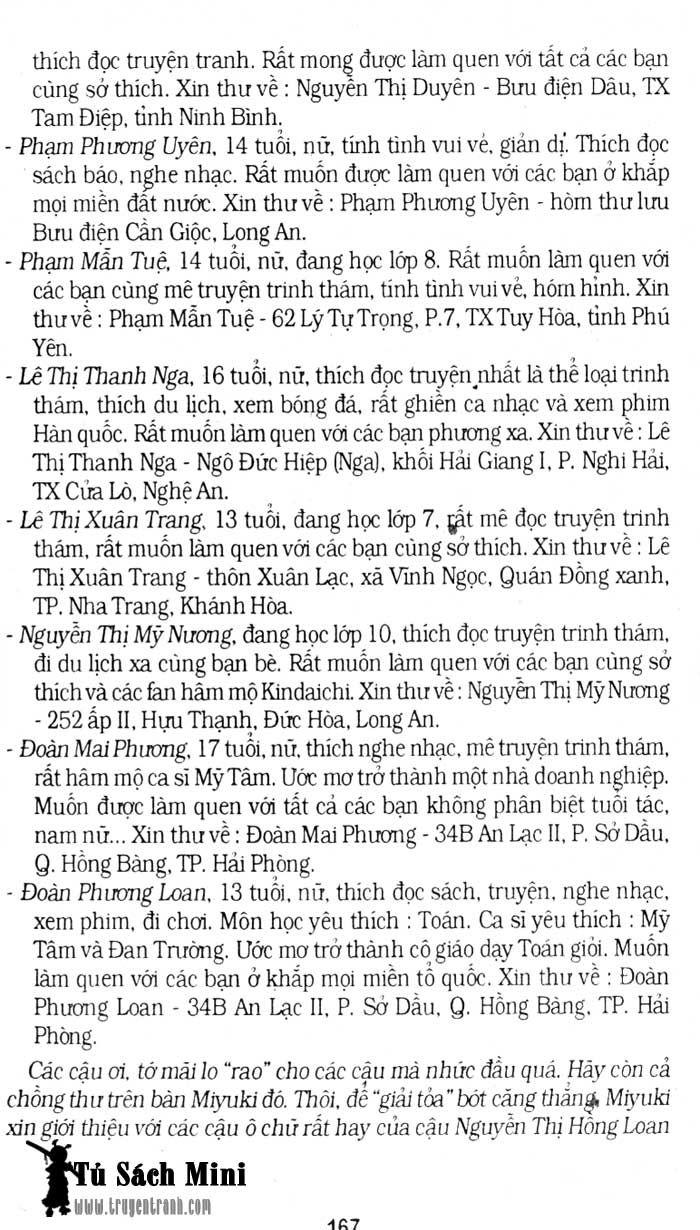 Thám Tử Kindaichi  Chap 44A - Truyenmoi.xyz