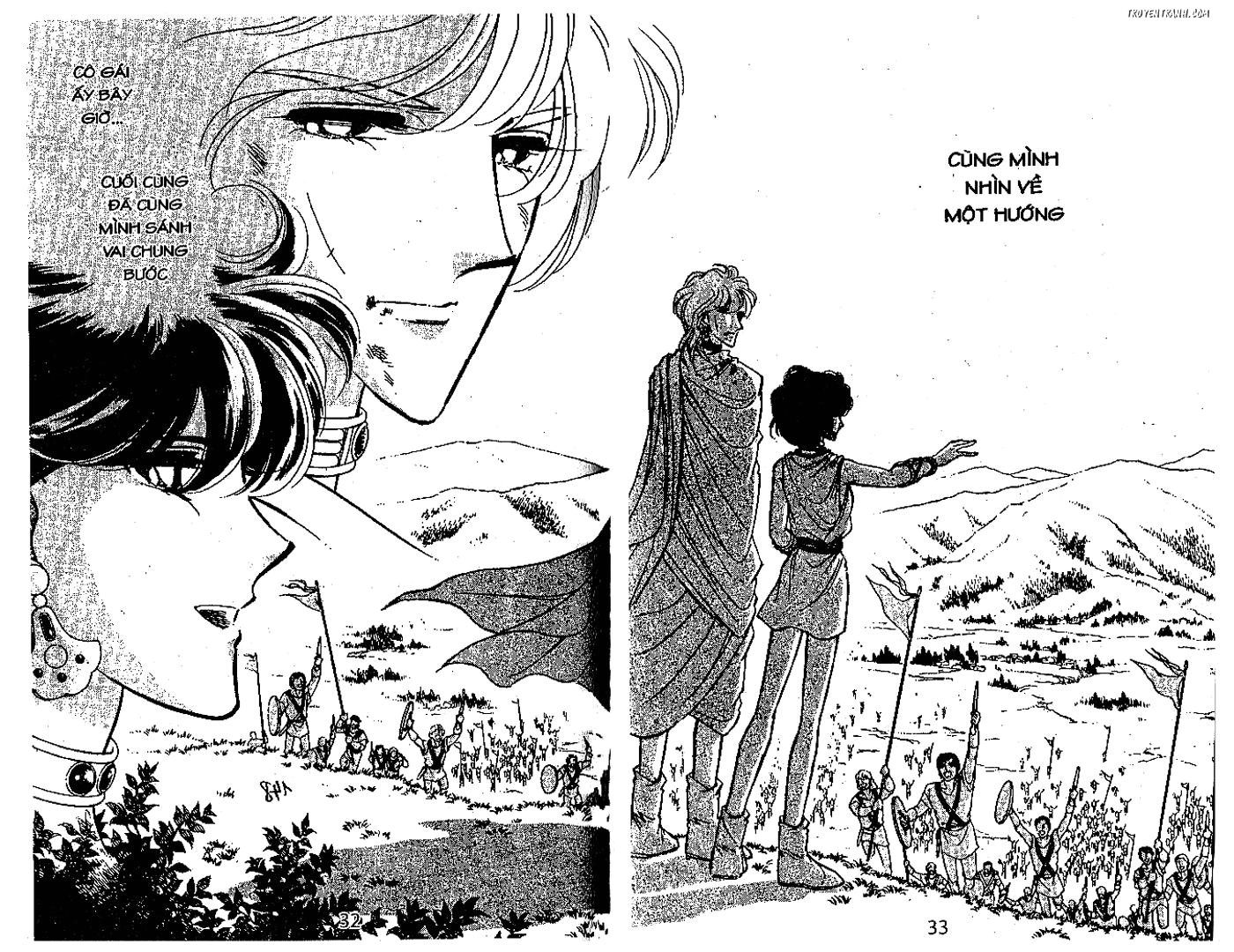 Sora wa Akai Kawa no Hotori - Dòng sông huyền bí Chapter 74 - Trang 29