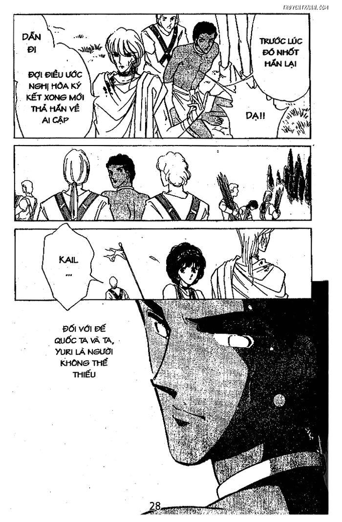 Sora wa Akai Kawa no Hotori - Dòng sông huyền bí Chapter 74 - Trang 25