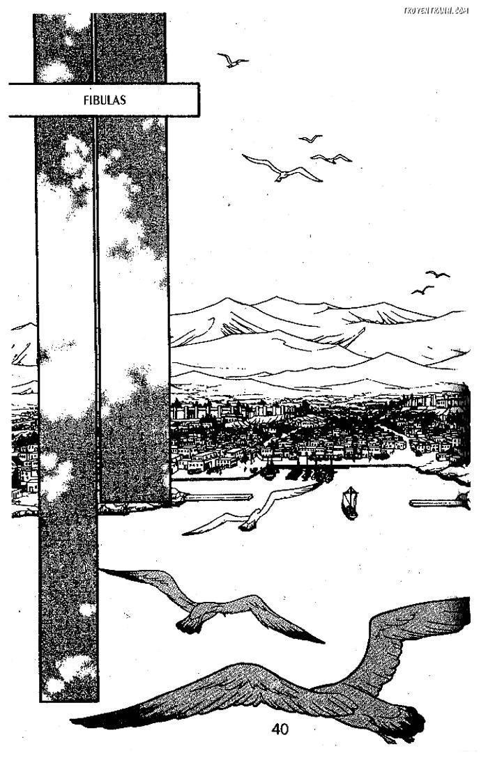 Sora wa Akai Kawa no Hotori - Dòng sông huyền bí Chapter 74 - Trang 35