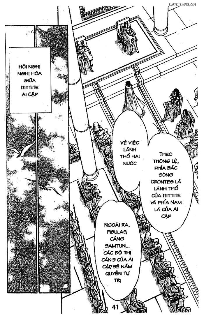 Sora wa Akai Kawa no Hotori - Dòng sông huyền bí Chapter 74 - Trang 36