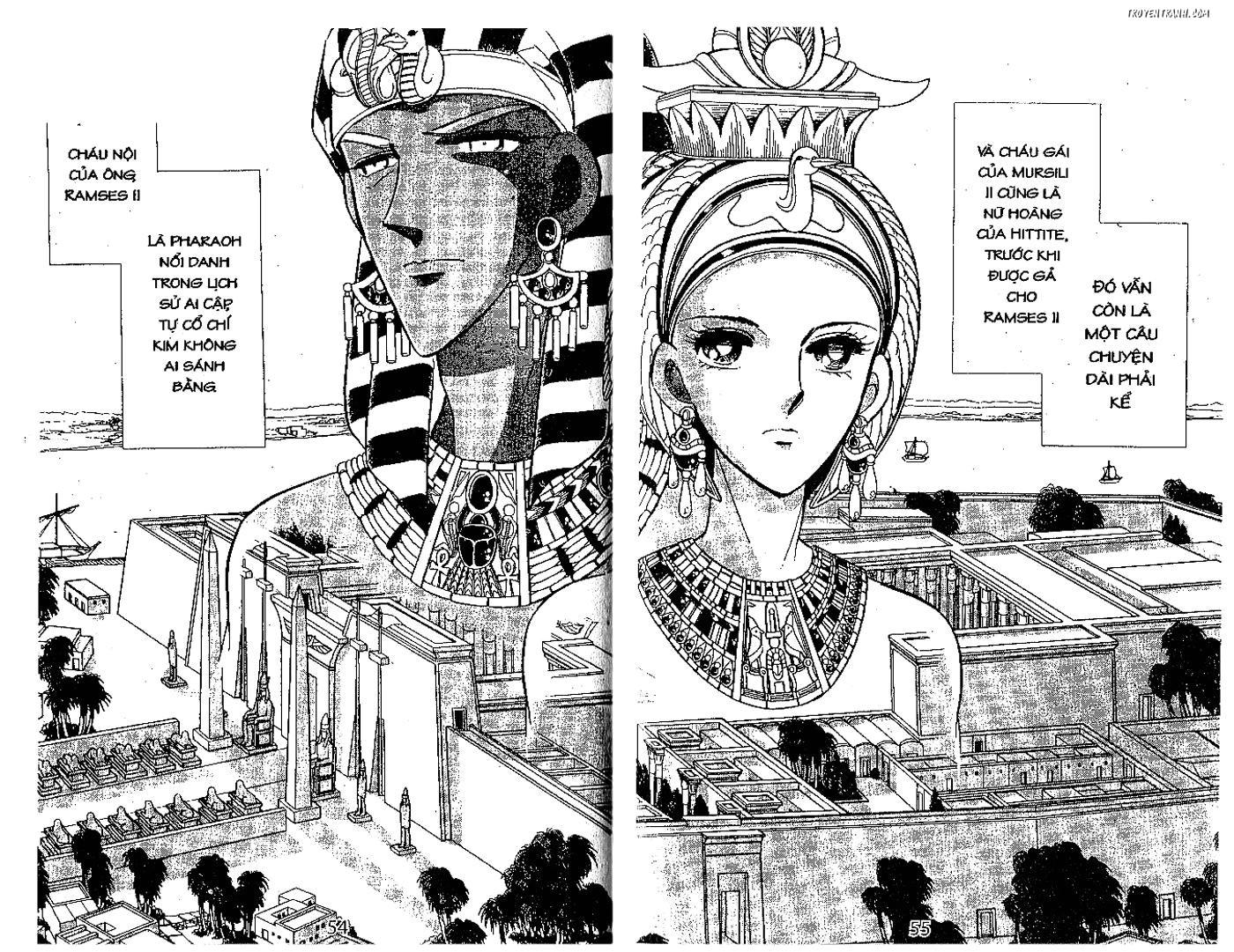 Sora wa Akai Kawa no Hotori - Dòng sông huyền bí Chapter 74 - Trang 49